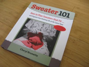 Sweater 101 Book Cover